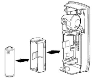 ISB - batérie pre fotobunky spôsobu inštalácie NICE FTA2